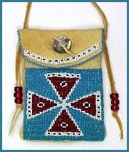 Glass beads were not used until the colonists brought them from Europe 500 years ago, but like horses, they quickly became part of American Indian culture. Today glass beads, particularly fine seed beads, are the primary materials for traditional beaders of many tribes.