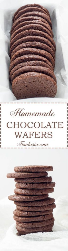 Nabisco Famous Chocolate Wafer Cookie Recipe