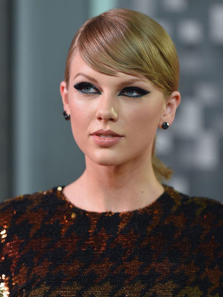 La frange plaquée de Taylor Swift