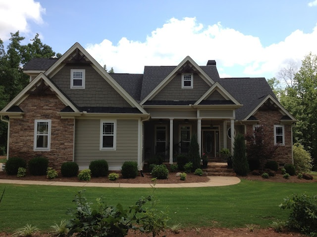 18 best southern dream home images on pinterest dream for Southern dream homes