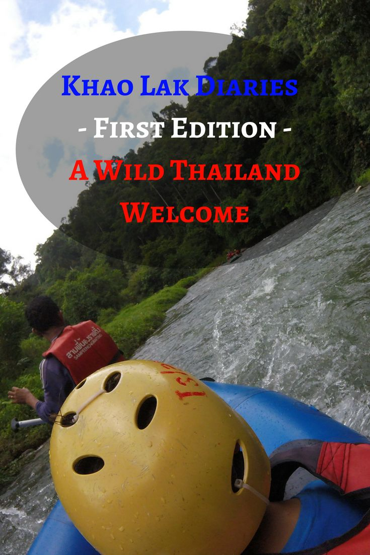 Wild Thailand kicked off the Khao Lak adventures with monsoonal weather and sickness playing a part in the early days of paradise.