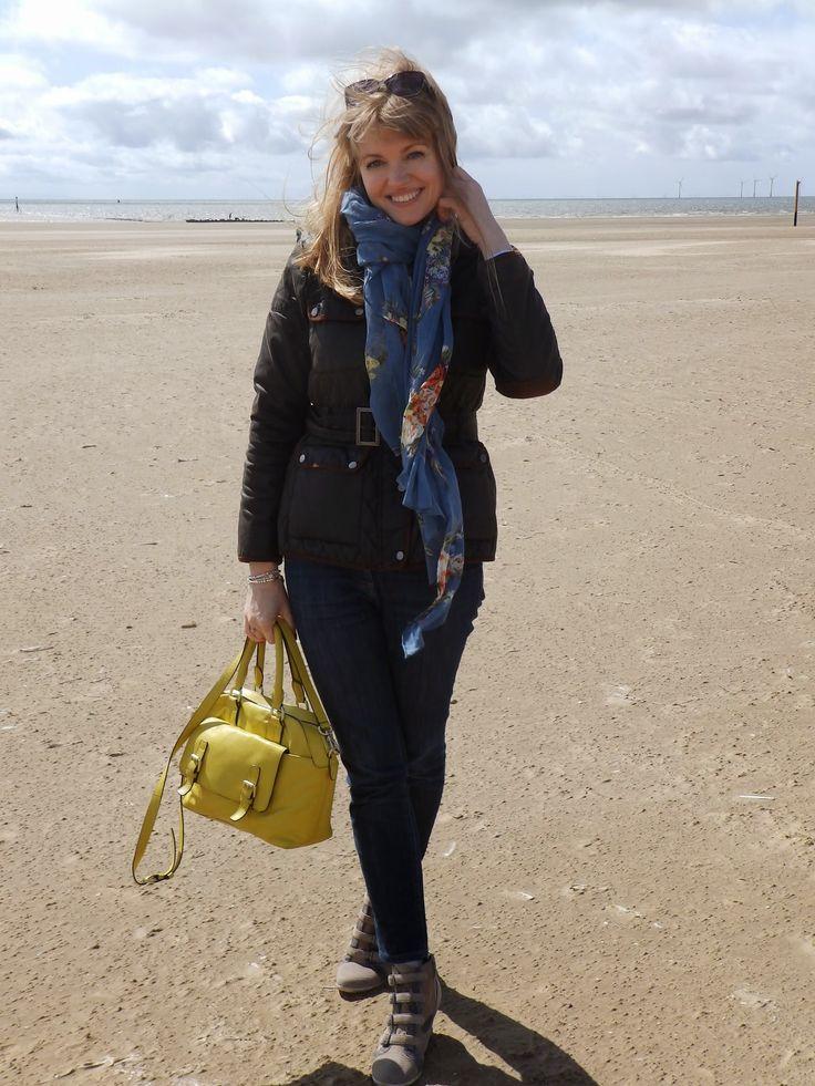 Days Out: Crosby Beach, Merseyside