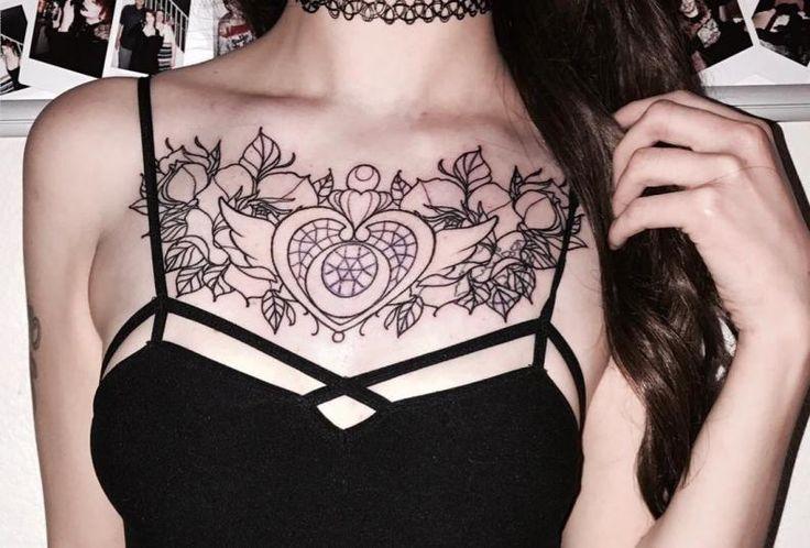 tatuajes sailor moon inspiracion