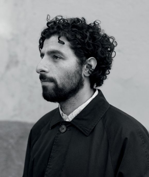 """""""...Pants and shoes are necessary, even though I think I could come out with nothing on! Just Kidding. The shirt is the garment through which I can express something more. With any kind of shirt!"""" Jose Gonzalez interviewed by Giulia Pivetta shot by Alessandro Furchino for The Youth Issue #9"""