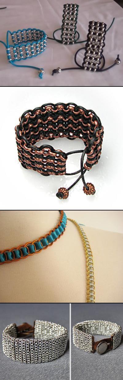 http://www.beadinggem.com/2012/08/creative-tutorial-ideas-for-chain.html