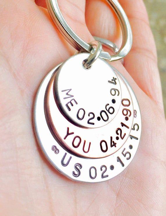Mens Keychain ,Boyfriend Gift, Gifts For Men, Personalized For Men, Gifts For Dad, Keychain , Natashaaloha