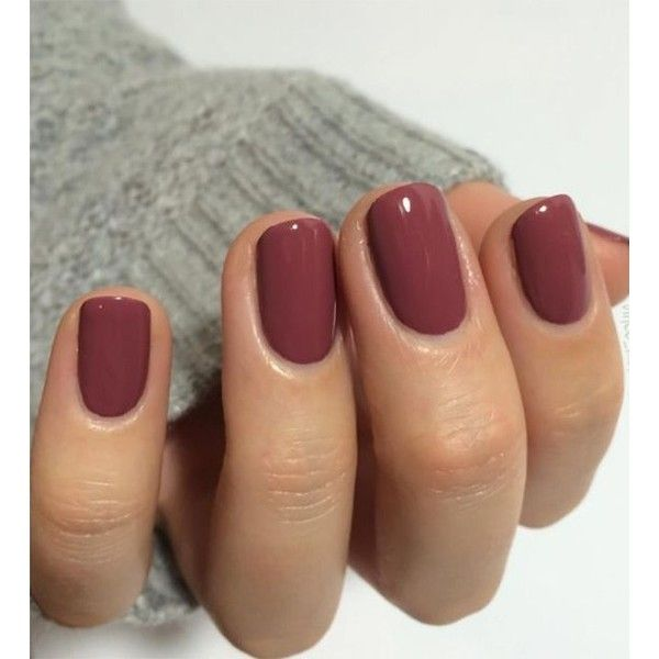 Fall Nail Colors ❤ liked on Polyvore featuring beauty products, nail care, nail polish, nails, beauty and makeup