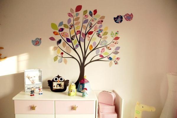 Kinderzimmer gestalten - kreative Deko-Ideen