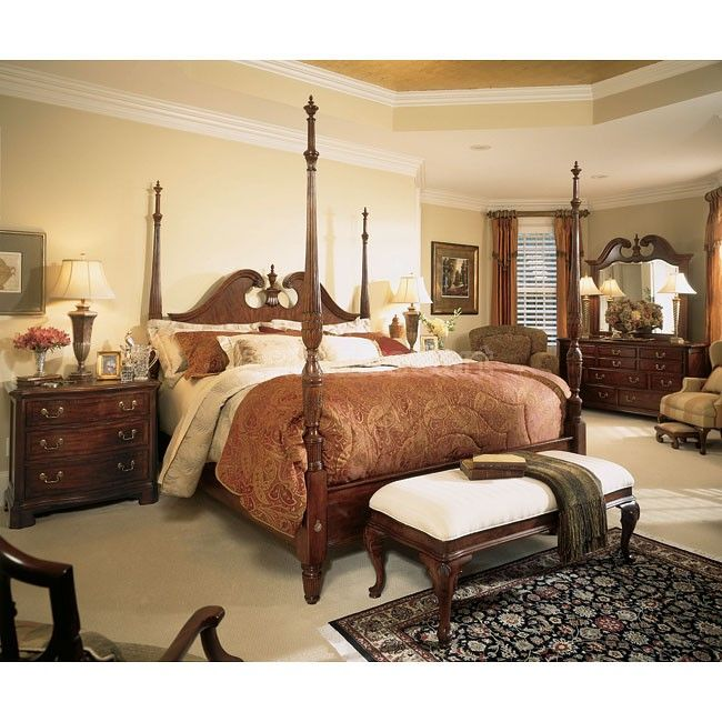 Cherry Grove Poster Bedroom Set