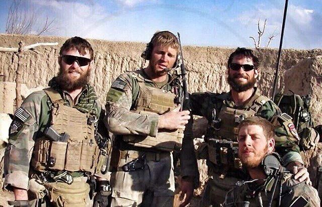 US Marine Raiders in Afghanistan