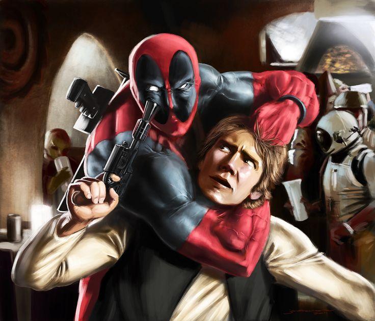 Новости Звездных Войн (Star Wars news): «Дэдпул» побил рекорд сборов «Звездных войн» за три дня проката в России