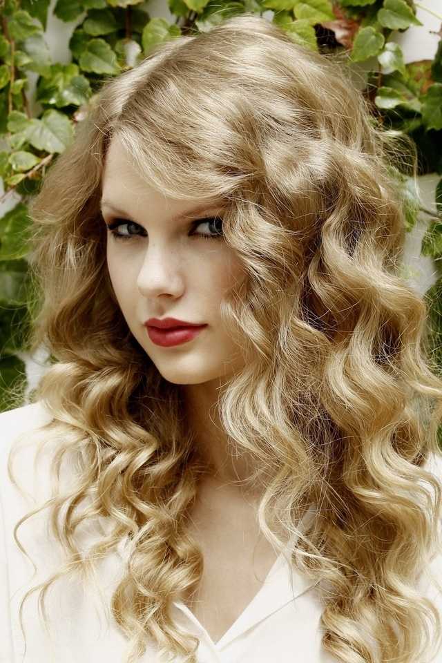 Beautiful tresses Taylor...
