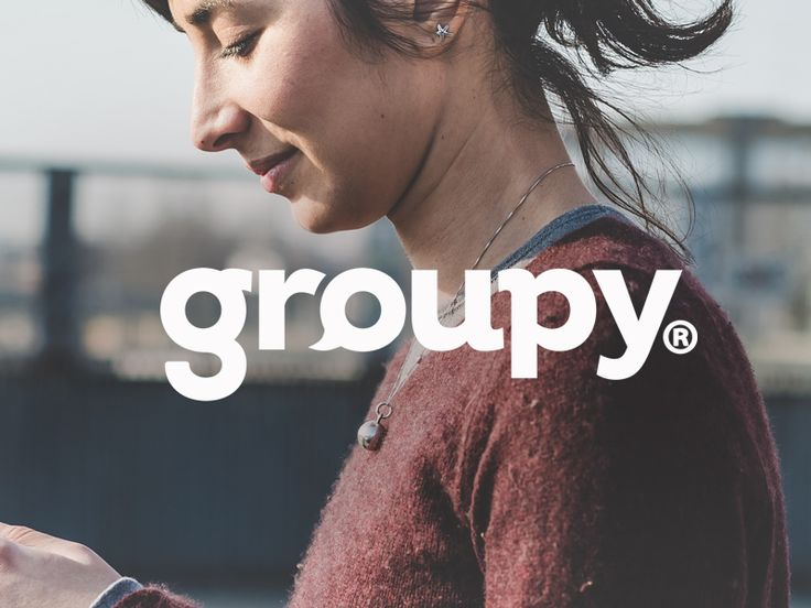 Diggin the rounded forms of the type - Groupy by Yossi Belkin