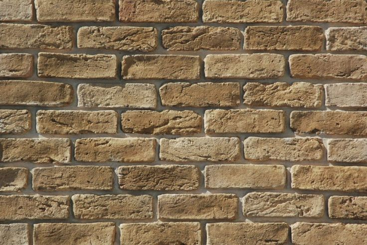 Rustic Gold Brick Slips