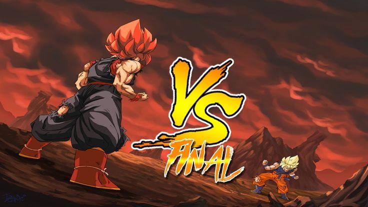 DUELO MORTAL: EVIL GOKU VS GOKU FINAL | 2º Temporada