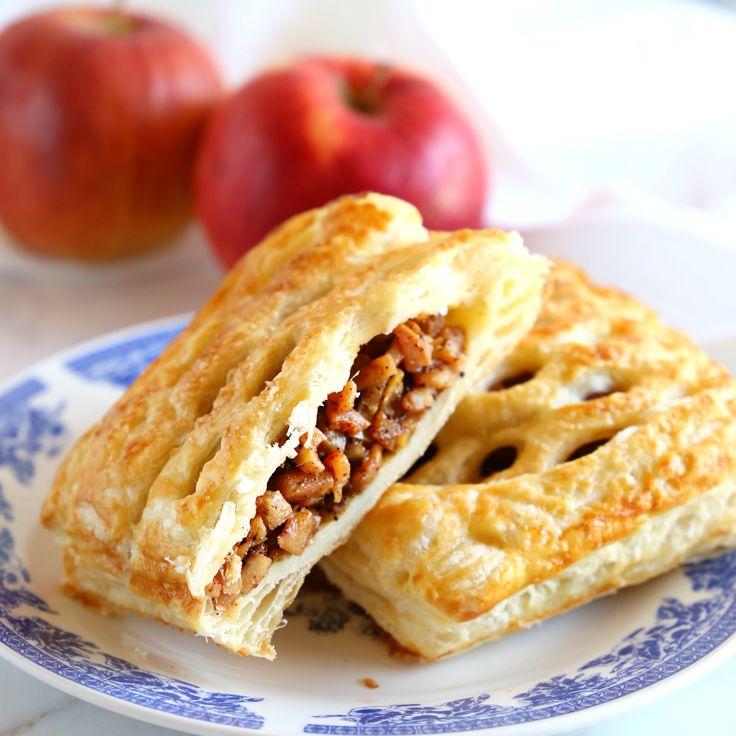 Easy homemade apple strudel recipe apple strudel easy