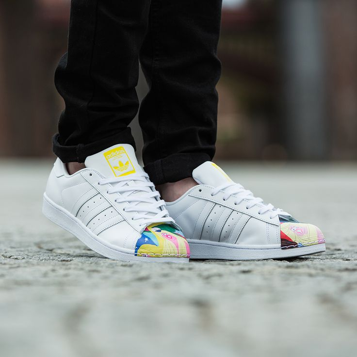 NEW ARRIVAL: The Todd James adidas Originals Superstar Supershell Trainer  available now online &
