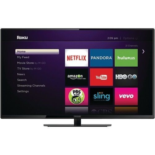 "Smart TV, Proscan 40"" Smart D-Led Tv With Roku Streaming Stick #PROSCAN"