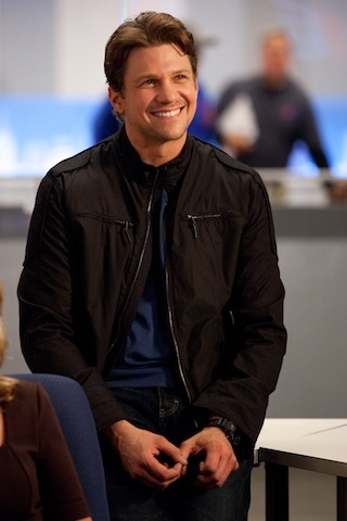 Marc Blucas - aka Matt Donnelly in Necessary Roughness