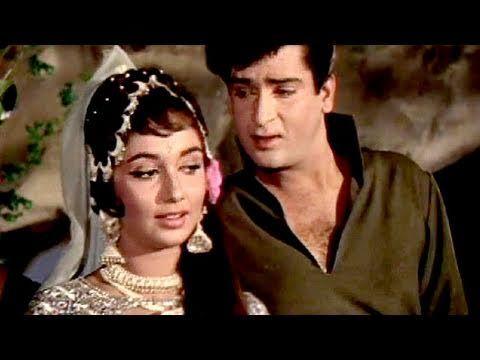 ▶ Is Rang Badalti Duniya Mein - Shammi Kapoor, Mohammed Rafi-- film Rajkumar