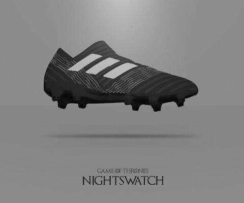 Adidas Nemeziz Game Of Thrones Concept #soccerdrills