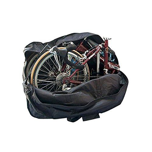 StillCool 14-inch to 20-inch Thick Folding Bike Bicycle Carrier Bag Carry Bag Pouch -- Learn more by visiting the image link.