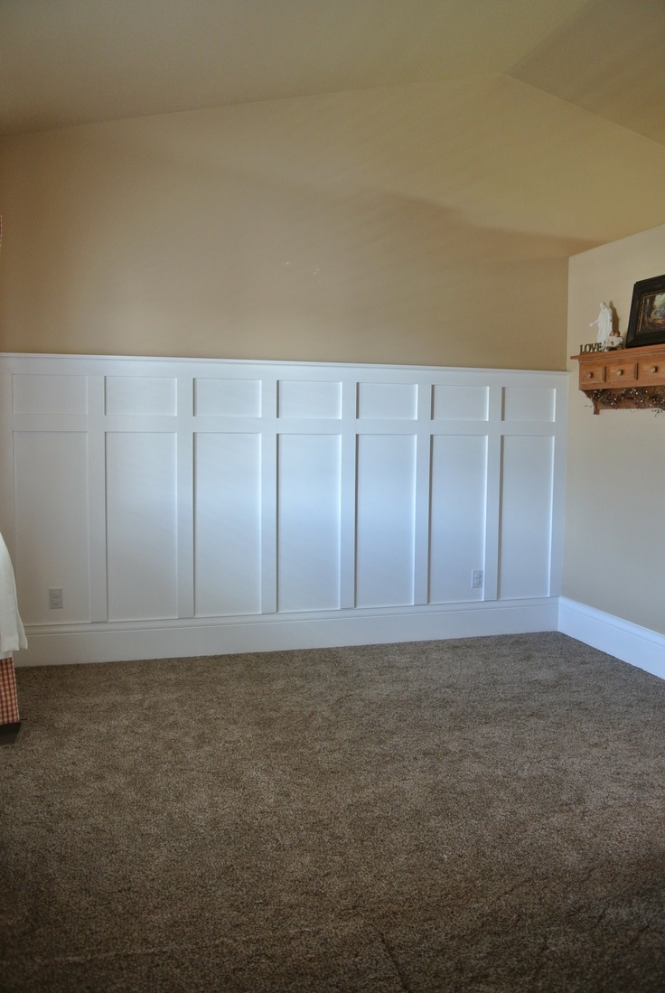 7 best Board and batten wainscot images on Pinterest | Board and ...