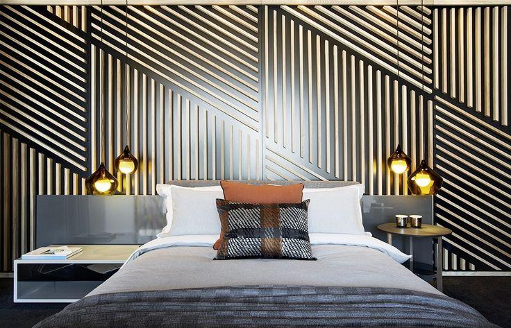 Creative Alternatives to Artwork Over the Bed via @MyDomaine