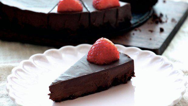 Ten nejjednodušší čokoládový koláč na světě, Foto: Kate´s Cuisine