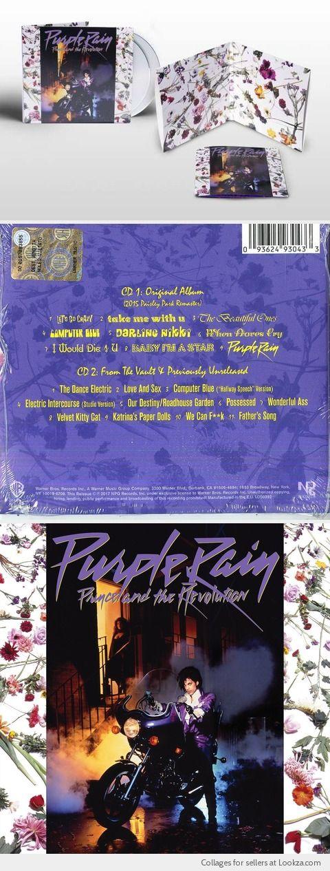 Prince And The Revolution - Purple Rain Deluxe Ed. 2 CD Nuovo Sigillato  - Found on Lookza.com
