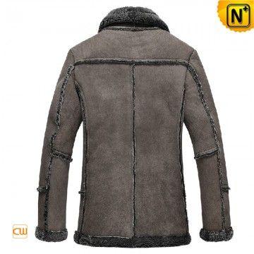 Mens Rancher Shearling Sheepskin Coats CW878258