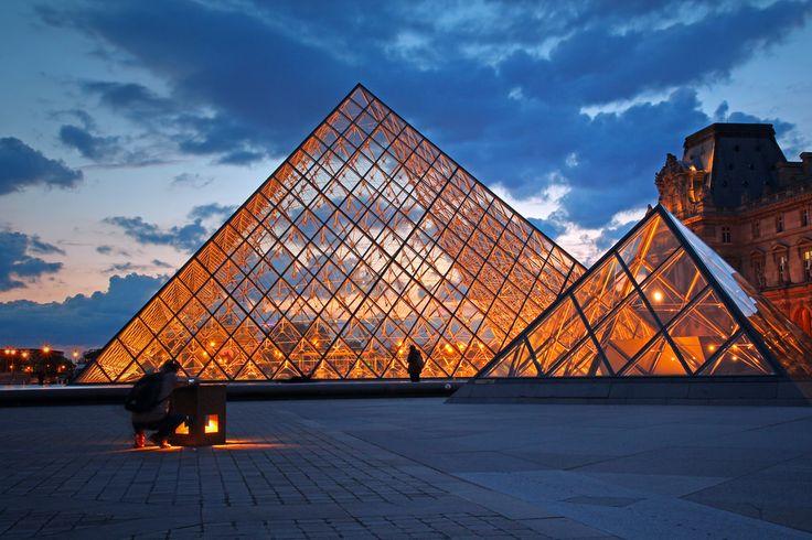 Tour Eiffel, Louvre, Parc Monceau, Tuileries, Arc de Triomphe, Trocadero…