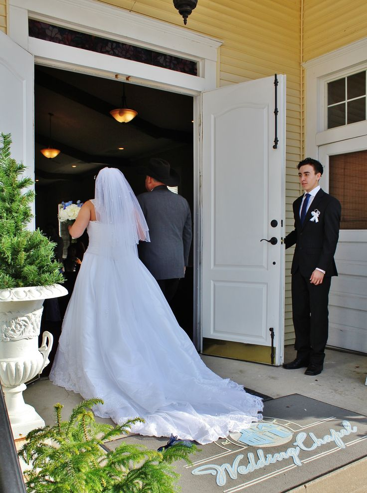 Rockwall Wedding Chapel TX 100 Year Old With A State Of The