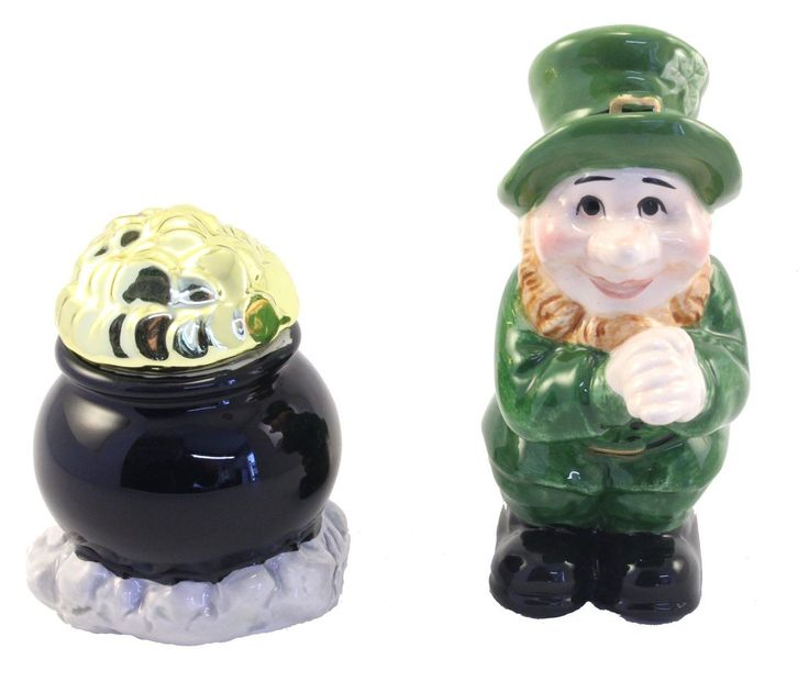 Novelty Salt And Pepper Shakers