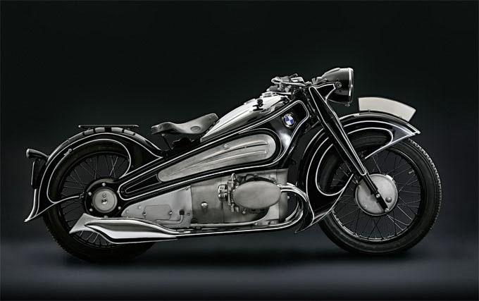 1934 BMW R7