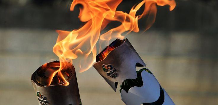 JO 2016 : la flamme olympique, des Jeux nazis à Mohamed Ali