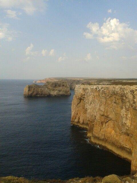Cabo de Sao Vicente #algarve #portogallo Il punto più sud-occidentale d'europa