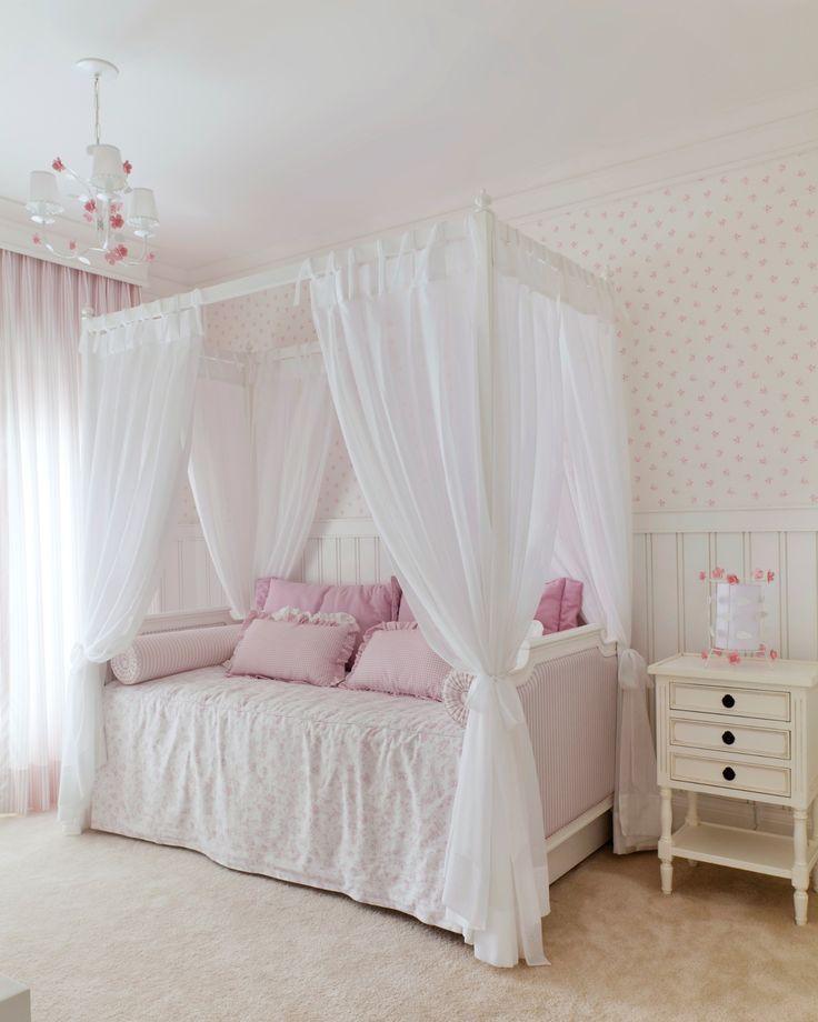 Para dormir como reis: veja quartos e uma seleção de camas com dossel - Casa e Decoração - UOL Mulher