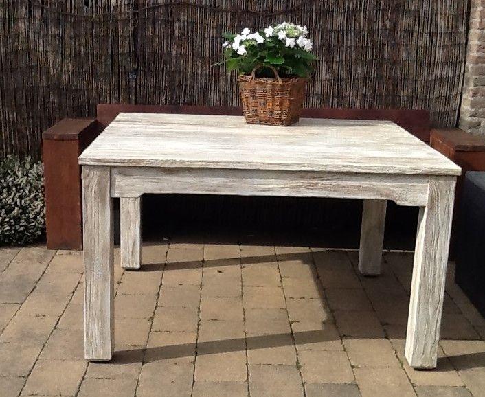 Steigerhout tafel op maat tafel steigerhout en tuintafel