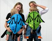 Réservé aux Chella - édenté Ergo transporteur Cover - Baby Carrier accessoire avec énorme poche de rangement