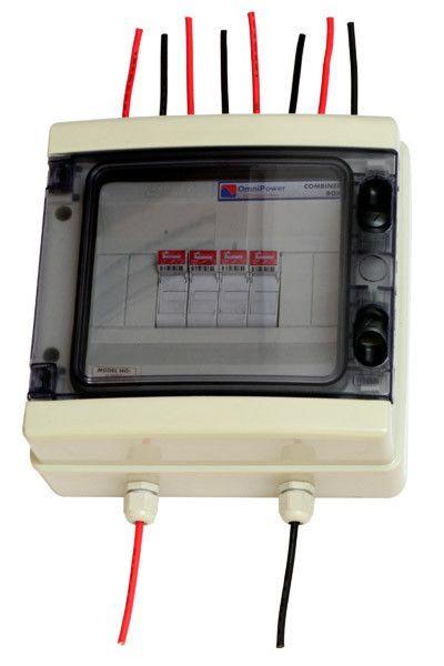 Mini 04 - Combiner Boxes