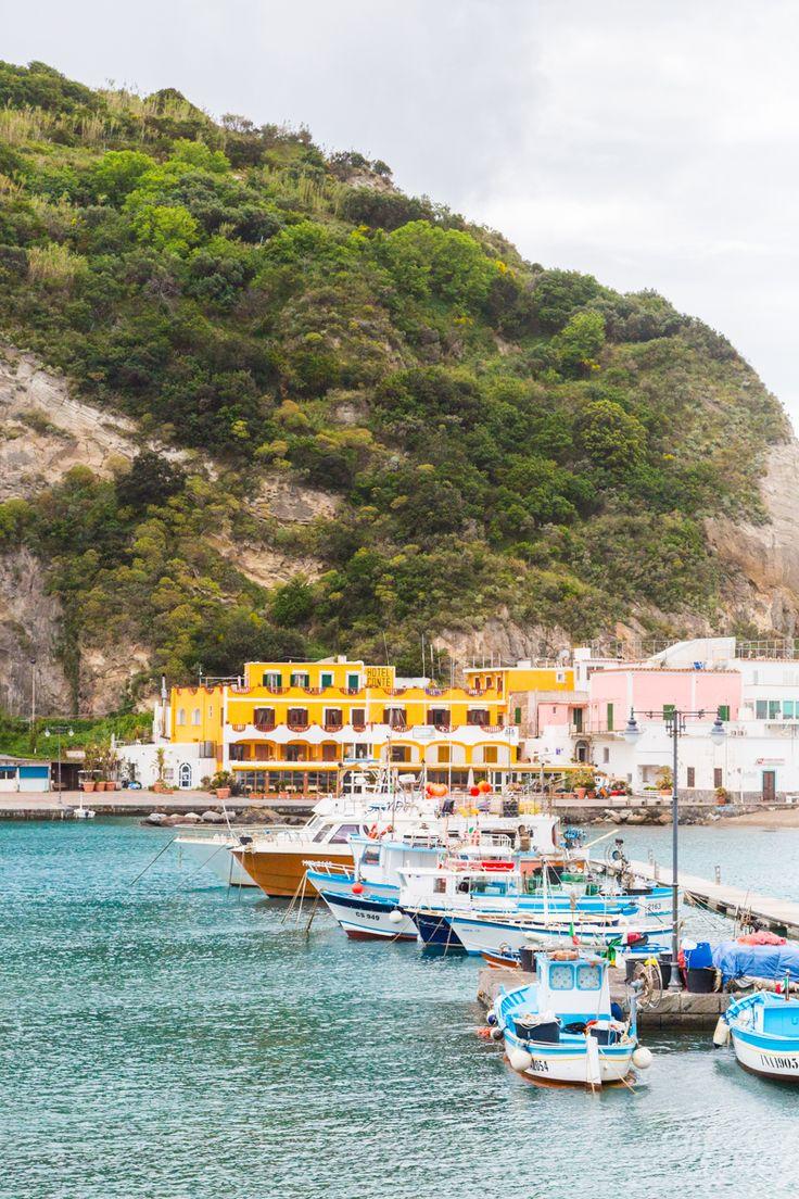 Ischia, La Isola Verde {Part. 2} – Sant'Angelo