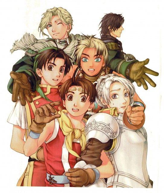 Fumi Ishikawa, Konami, Gensou Suikoden III 108 Stars Guide, Suikoden III, Suikoden II