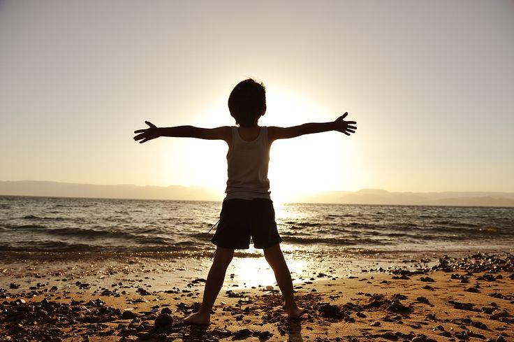 Ako naučiť deti hľadať šťastie vo svojom vnútri?