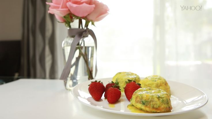 Sorprende a mamá en su día con un desayuno preparado por ti. Hornea estos deliciosos muffins de brócoli, muy fáciles de hacer.