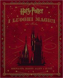 Il bellissimo libro da collezione che riporta le immagini delle location dove sono stati realizzati tutti i film di Harry Potter. Collezionisti...da non perdere!