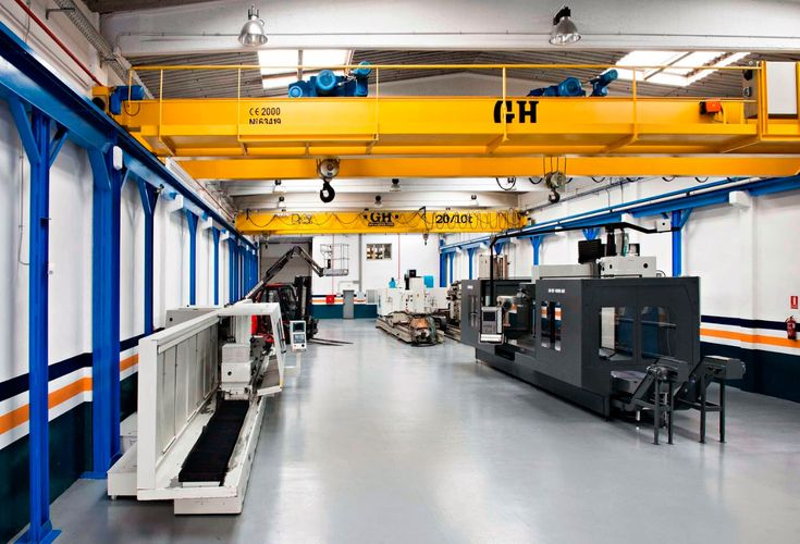 Maquinaria Colas es una empresa dedicada a la compra-venta de maquinaria industrial (fresadoras CNC, tornos CNC, centros de mecanizado, mandrinadoras, rectificadoras), tanto nueva comode segunda m...