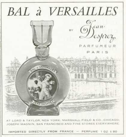 31 best tradition and heritage images on pinterest fragrance paris bal a versailles parfum jean desprez 1972 sciox Choice Image