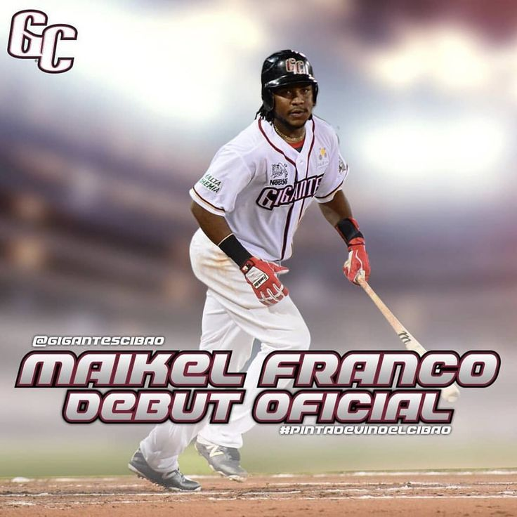 El Dpto. de Operaciones de @gigantescibao anuncian para esta noche el debut de Maikel Franco (@maikelfranco1) en el juego contra los Leones del Escogido. - Tonight is the debut of Maikel Franco with @gigantescibao in the playoffs of the Dominican Baseball Winter League (LIDOM). ---- #Gigantes #LIDOM #RRLIDOM #PintaDeVinoElCibao #Baseball #Phillies #Beisbol #MLB #Philadelphia #PhiladelphiaPhillies #MaikelFranco #Franco #UniversoLIDOM #UniversoRD @phillies @philliesintel @phils.report…