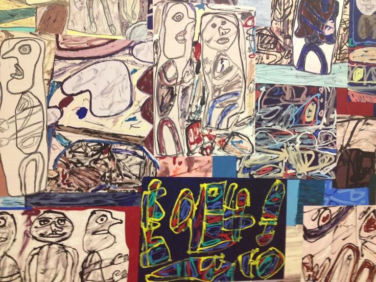 Toujours à Beaubourg, expo permanente